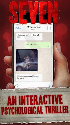 Seven - Deadly Revelation - Horror Chat Adventure 1.5.59 screenshots 1