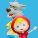 Bedtime Stories and Fairy Tales for Kids - HeyKids icon