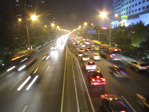 Photo: Day 189 - Traffic in Beijing
