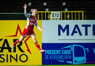Zulte Waregem smeert Waasland-Beveren erg zure nederlaag door erg late goal van Larin