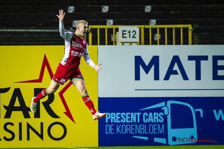 Zulte Waregem smeert Waasland-Beveren erg zure nederlaag aan door erg late goal van Larin
