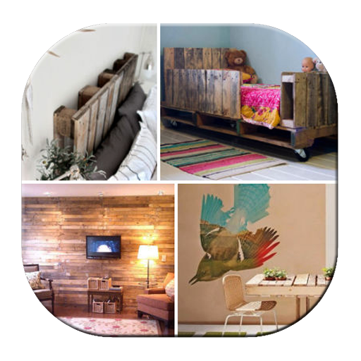 DIY Recycled Wooden Pallets (app)