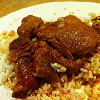 Crock Pot Pork Chops Rice Recipes.