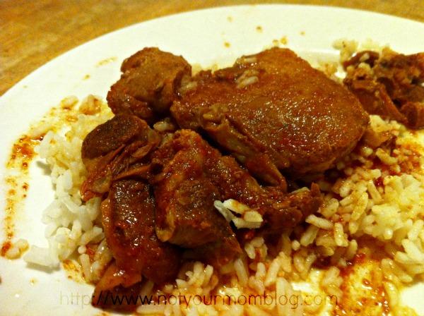 Dr. Pepper Pork Chops Recipe Crock Pot / Slow Cooker Recipe