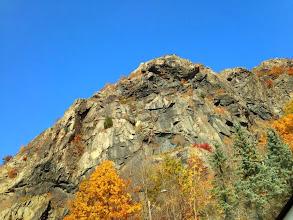 Photo: One of the ridges we hiked.