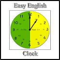 Easy English Clock icon