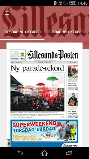 Lillesands-Posten