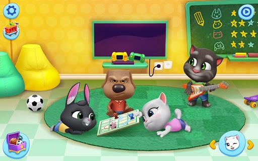 My Talking Tom Friends screenshot 7