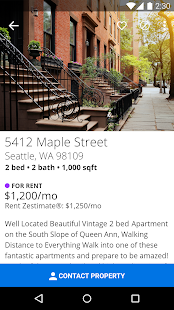 Apartments & Rentals - Zillow Screenshot 5