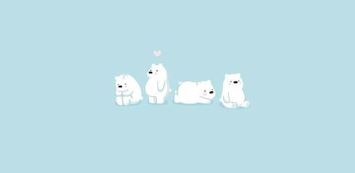 Bear Wallpaper Cute We Bare Art Apps On Google Play
