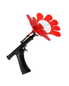 Flugsmälla, pistol