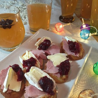 Christmas Crostini Recipes