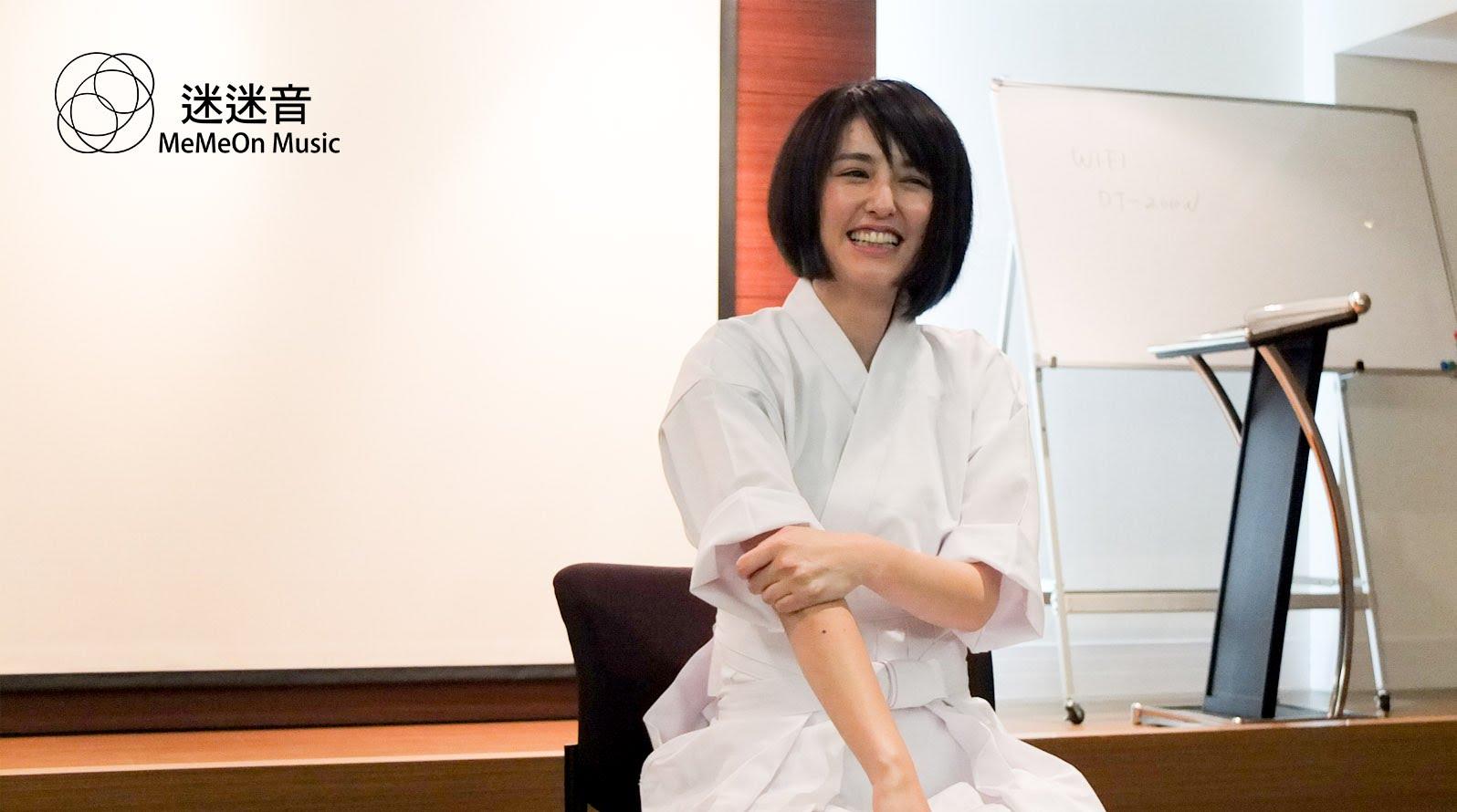 從宮崎駿到生死觀--現代「神隱少女」藝術家小松美羽訪談(1)