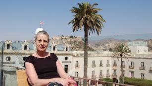 """'Paqui considera que """"en Almería no nos creemos lo que tenemos""""."""