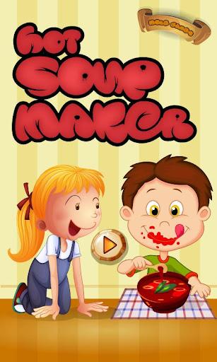 スープメーカー - 料理ゲーム