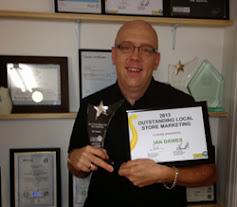 Subway Guiseley & Seacroft Wins Regional Award