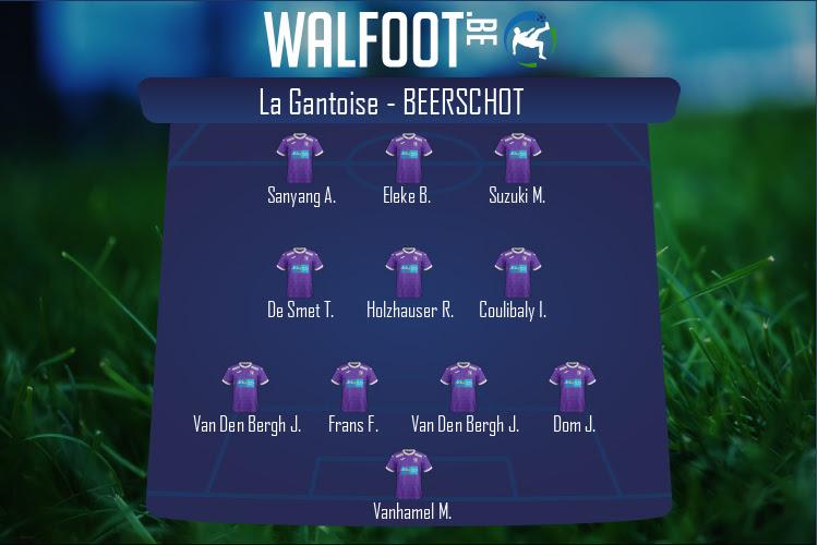 Beerschot (La Gantoise - Beerschot)