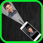 Face Projector Simulator Icon