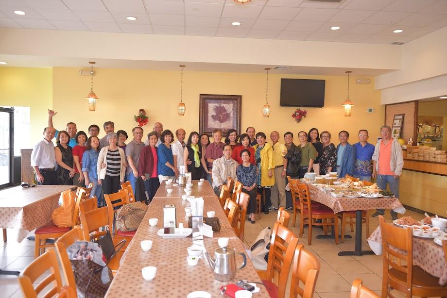 KM Houston họp mặt ở nhà hàng Nam Giao  h12