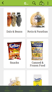 Urban Food Bazaar Grocery screenshot 1