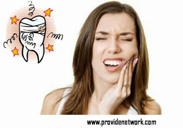 hilangkan sakit gigi