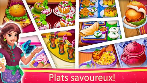Code Triche Indien Cooking Star: Restaurant jeux de cuisine APK MOD screenshots 2