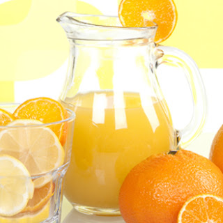 Zesty Orange Lemonade.