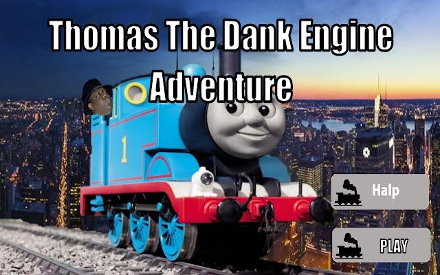 Thomas The Dank Engine Adventure Chrome Web Store