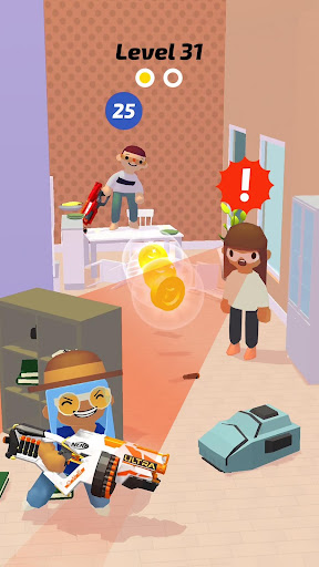 Télécharger NERF Epic Pranks ! apk mod screenshots 3