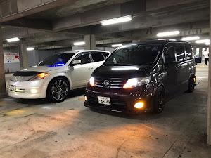 ムラーノ PNZ50のカスタム事例画像 takakichiさんの2020年11月09日03:18の投稿