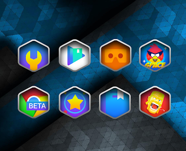 Genpo - Icon Pack Screenshot