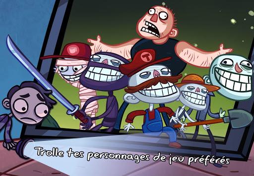 Troll Face Quest: Jeux Vidéos  captures d'écran 2