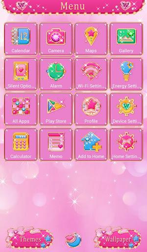 Cute Theme Princess Icons 1.0.1 Windows u7528 2