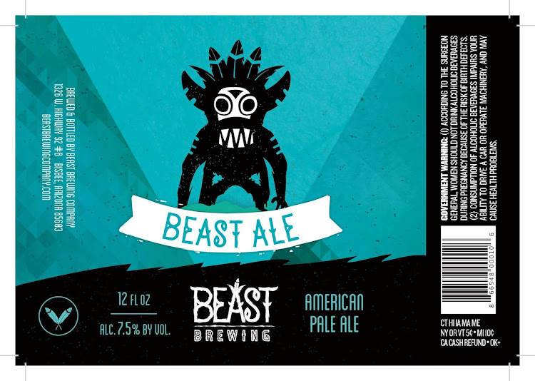 Logo of Beast Brewing Company's Beast Ale