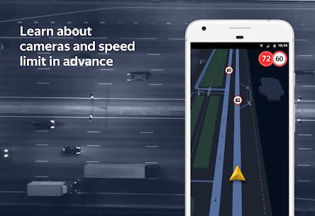 Yandex.Navigator Mod Apk 2