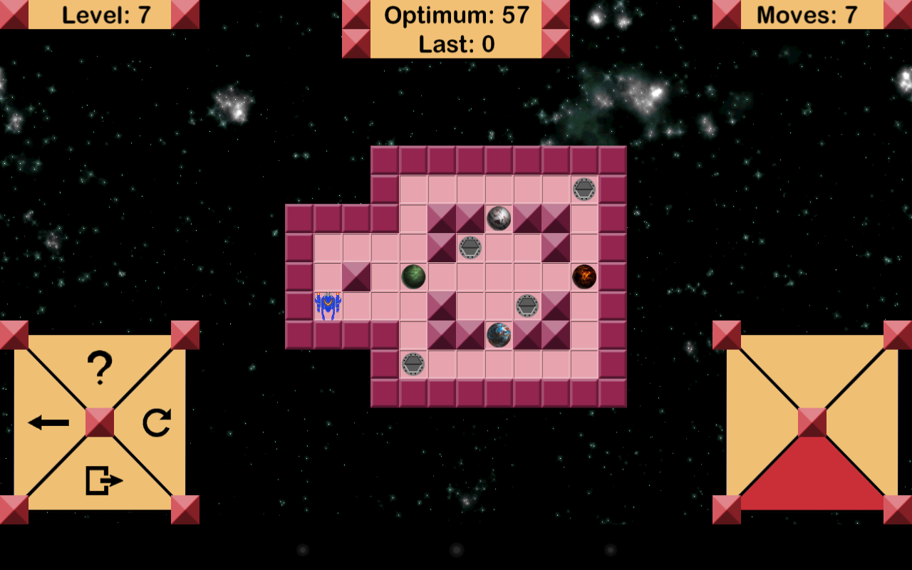 Space Dozer- screenshot