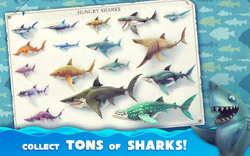 Hungry Shark World 4.0.6 Screenshots 17
