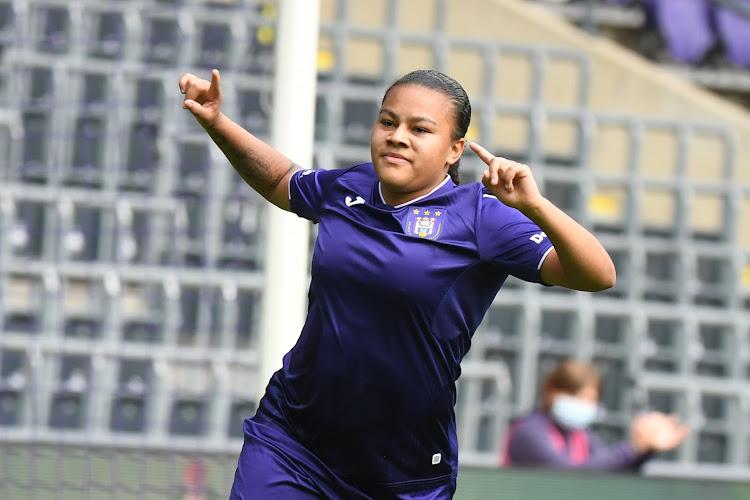 """Mariam Toloba a fait basculer la rencontre: """"Heureuse d'avoir pu aider l'équipe"""""""