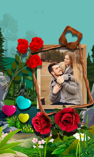 New Valentine Day Love Photo Editor - Love Frames screenshot 23