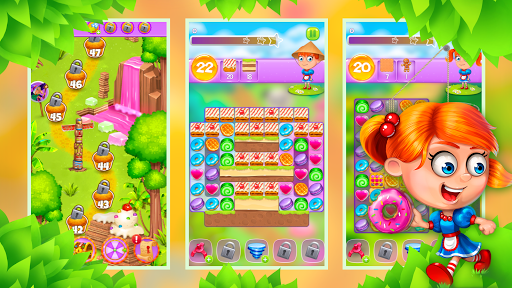 Gingerbread Story ADV screenshot 2
