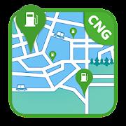 CNG Gujarat Map Location