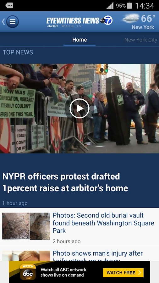 WABC Eyewitness News- screenshot