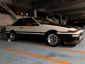 スプリンタートレノ AE86 GT-APEX 昭和62年3月生のカスタム事例画像 拓人さんの2019年07月10日21:23の投稿