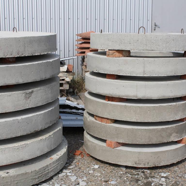 бетон крыловская