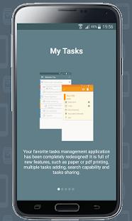 My Tasks - Tasks & Todo lists - náhled