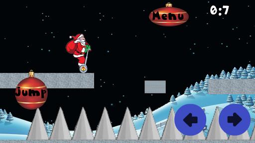 Happy Santa Racing screenshot 1 Christmas Wheels. Happy Santa Racing screenshot 2 ...