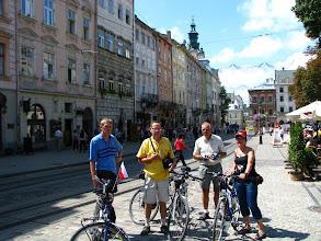 Photo: W Rynku we Lwowie