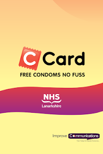 C Card NHS Lanarkshire- screenshot thumbnail