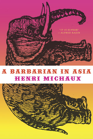 cover image for A Barbarian in Asia