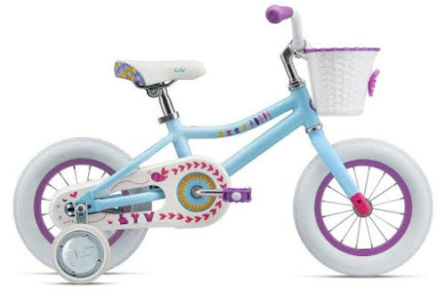 """Liv By Giant 2018 Adore 12"""" Girl""""s Bike"""